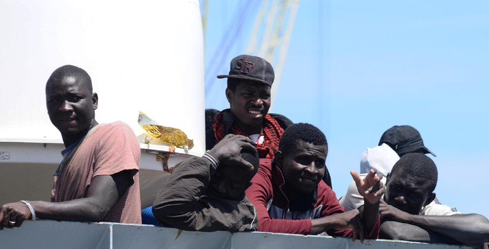 Migranti: Italia seconda in Ue per asilo concesso (ANSA)
