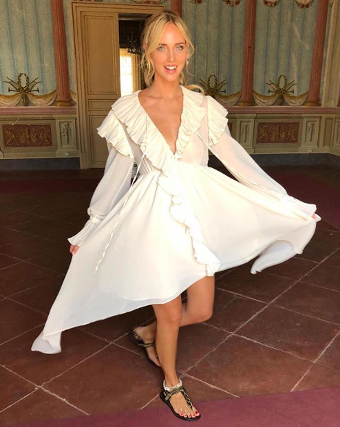 45669ca897a6 Il matrimonio Chiara Ferragni - Fedez tutto è pronto