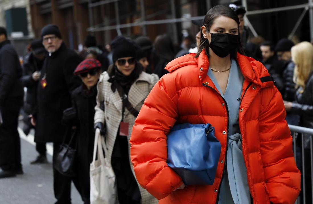 maschera viso contro virus