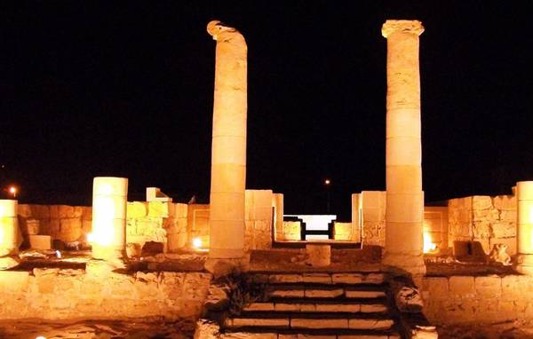 Riapre il sito archeologico di marina el alamein foto for Sito del giorno