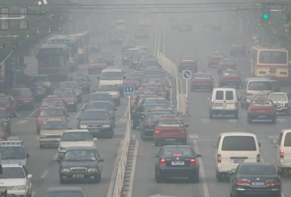 Nord Cina, quasi 10mila morti per inquinamento carbone