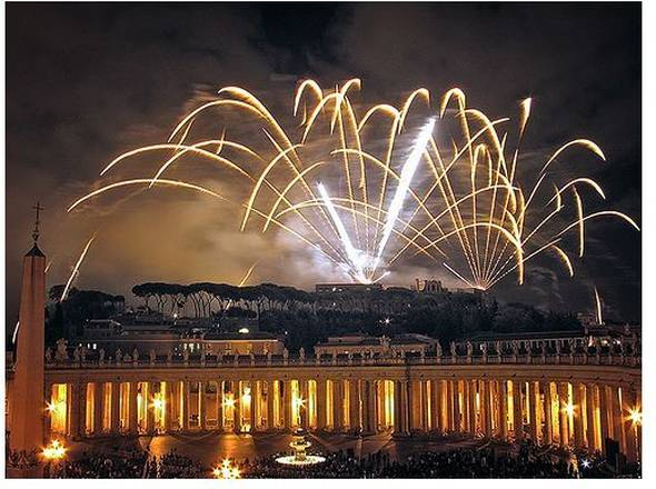 Capodanno festeggiamenti in italia foto racconti in for Capodanno in italia