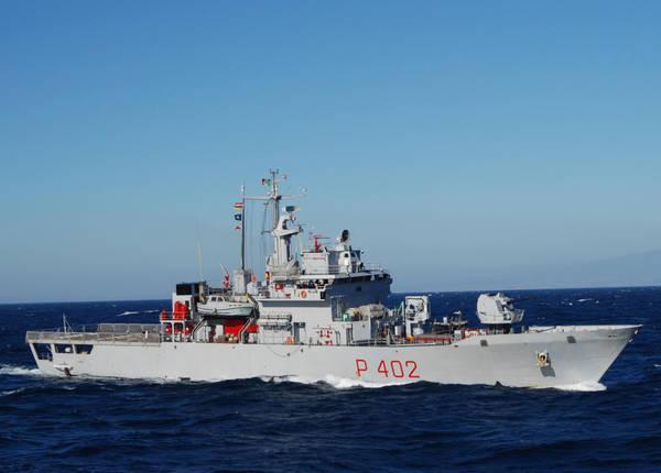 Fincantieri navi da guerra per missioni di pace for Andrea doria nave da guerra