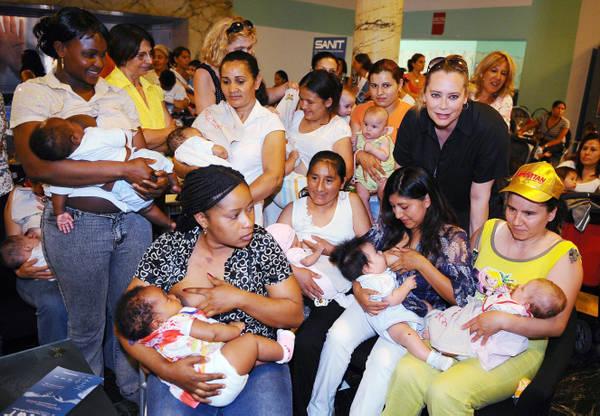Allattamento al seno:morte neonati -22%