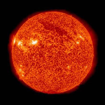Le nuove macchie solari osservate dal satellite Sdo della Nasa (fonte: SDO/NASA)