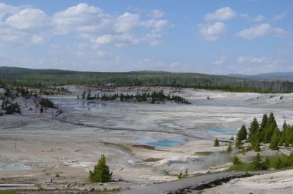 I giganti capaci di eruzioni catastrofiche 1350301081178_Yellowstone