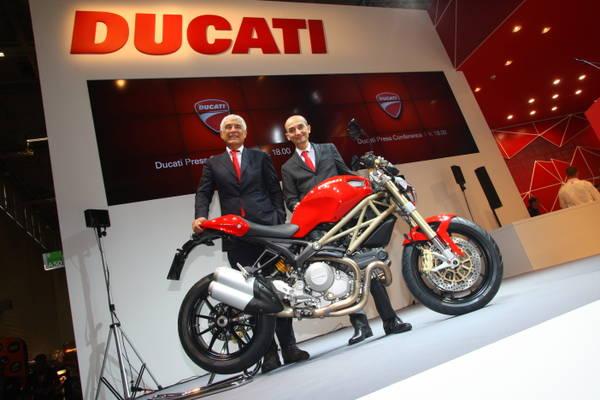 ducati intermot 2012