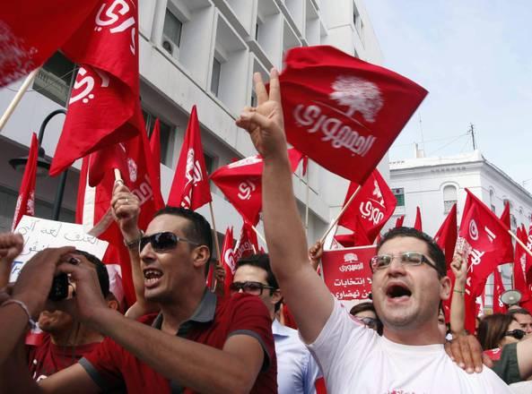 Proteste contro la violenza religiosa e politica, il 22 ottobre scorso