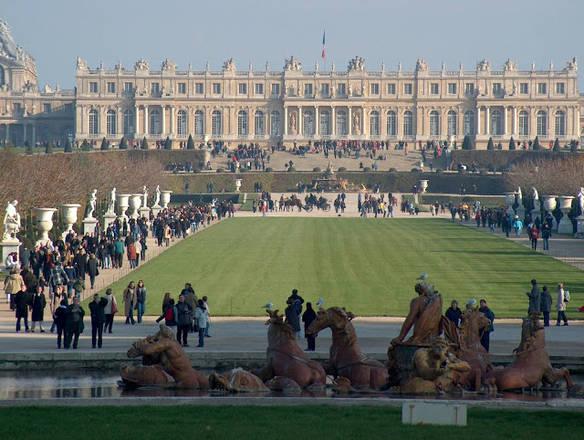 Mostre collezione antichita 39 re sole torna a versailles for Charles che arredo la reggia di versailles