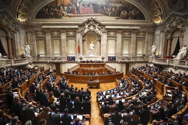L 39 aula del parlamento portoghese a lisbona primopiano for Notizie parlamento italiano