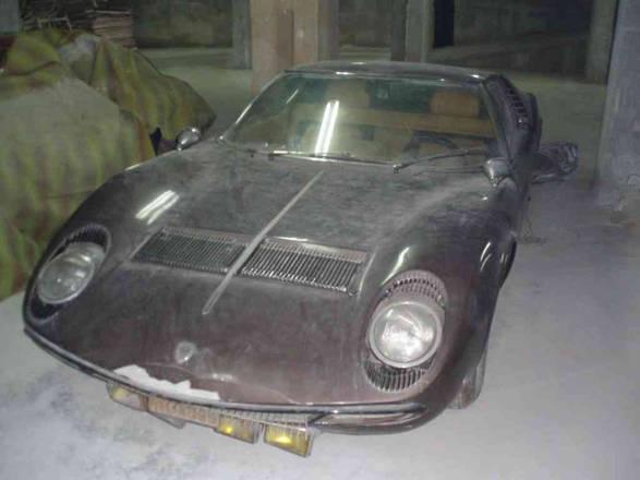 In Vendita Lamborghini Miura S Ex Aristotile Onassis Ansa It