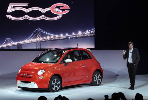 Fiat 500 Elettrica Solo In Usa Sbarco In California Nel 2013 Prove