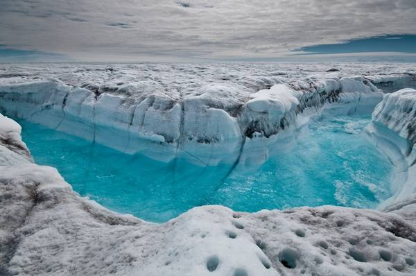 Scioglimento dei ghiacci polari - cambio climatico