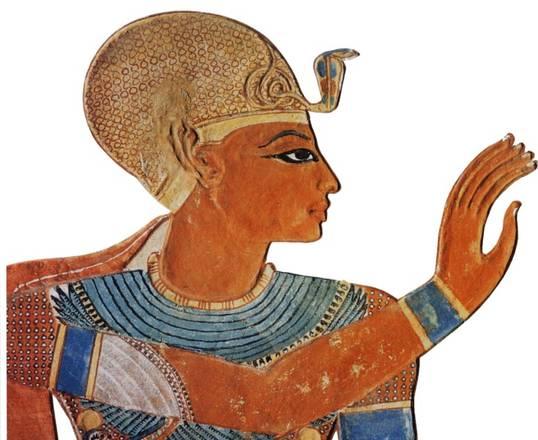 Il faraone Ramsete III