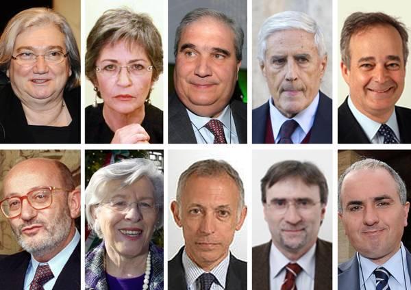 Pd deroga per 10 39 veterani 39 faranno le primarie for Elenco parlamentari pd