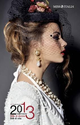 Giusy Buscemi Calendario.Giusy Buscemi Io Da Pin Up A Femme Fatale Miss Italia
