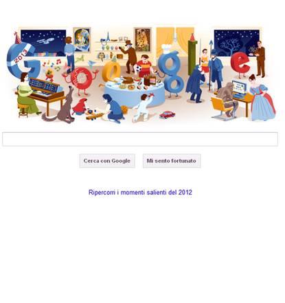Google, doodle 2013