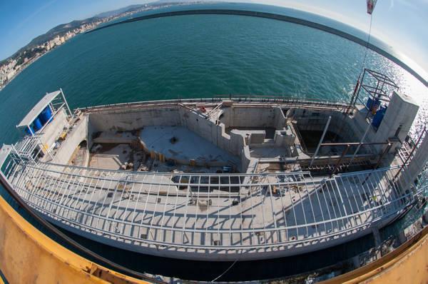 AcqUario Genova: arriva la nuova vasca dei delfini