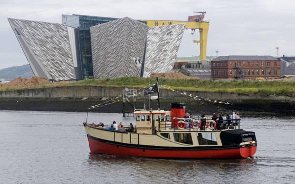 Belfast quest'anno ricorda cento anni dal varo del Titanic