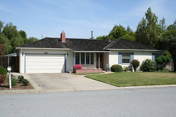 Il garage di Los Altos, in California, dove Steve Jobs, Steve Wozniak e Ronald Wayne fondarono la Apple (fonte:  Matthieu Thouvenin)
