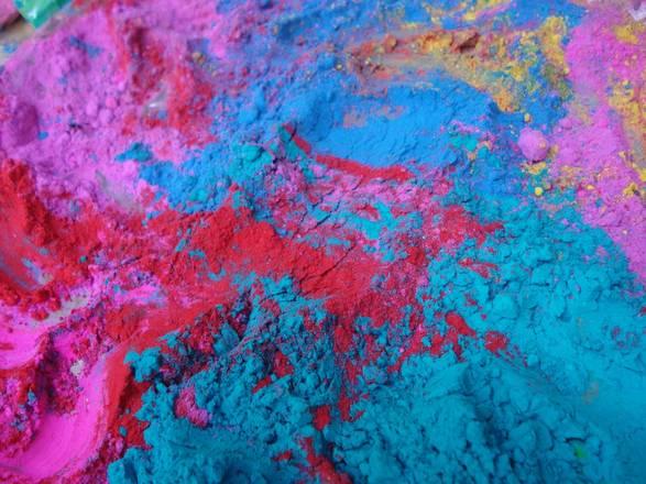La gerarchia dei colori universale - Immagini di tacchini a colori ...
