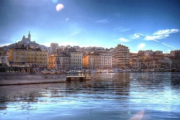 Marsiglia: il lungomare
