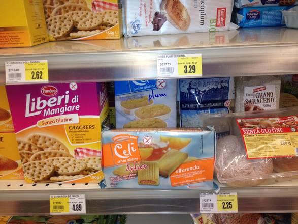 Celiachia, su web 12mila firme per uso buoni in supermarket