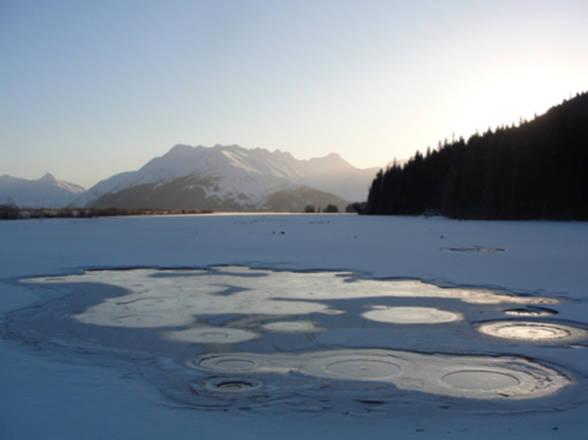 Fuga di metano dall'Artico:le emissioni naturali di gas ...