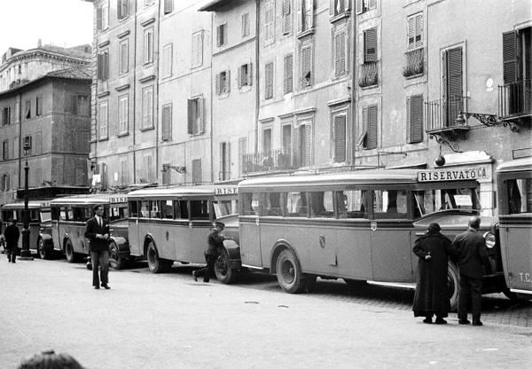 Bus To Villa Giovanni