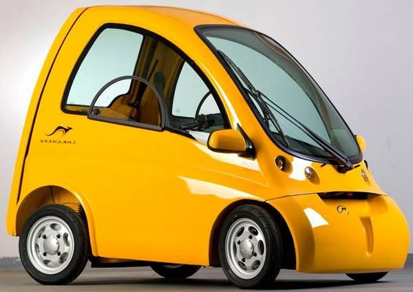 Kenguru Auto Elettrica Per La Guida Sulla Sedia A Rotelle