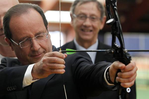 Hollande Robin Hood