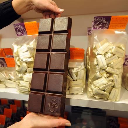 Cioccolato Streglio passa a bresciana Ghirardini