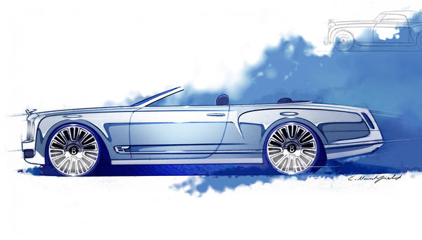 Bentley Mulsanne Convertible