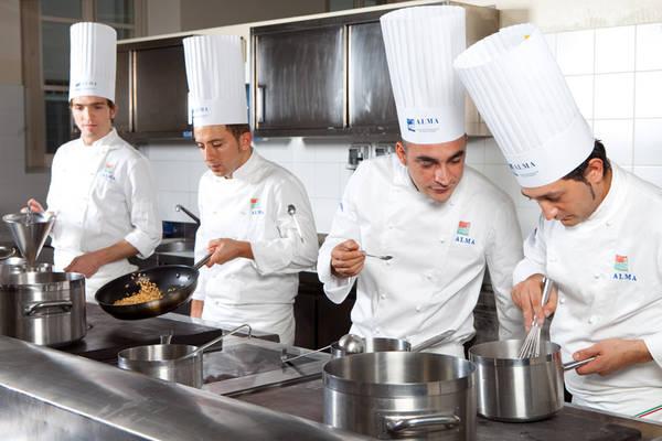Alma e miur insieme per la formazione in breve terra gusto - Alma scuola cucina ...