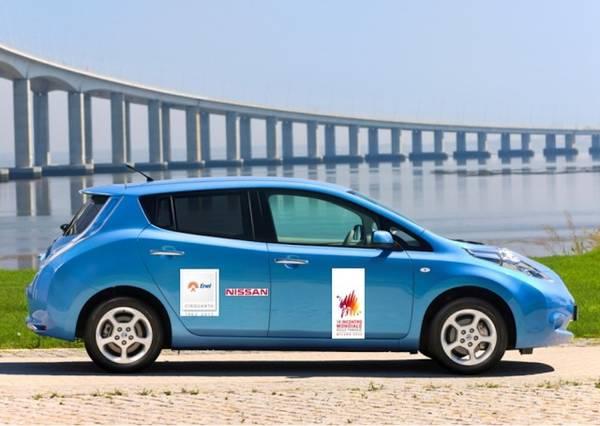 Enel e nissan italia firmano su offerte mobilita for Nissan offerte speciali