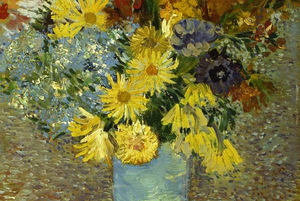 I fiori di Van Gogh ritrovano il giallo originario - Tecnologie ...