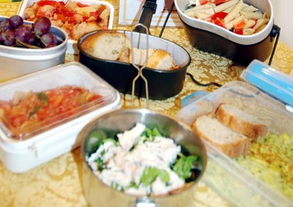 Coldiretti, 1 piatto su 4 da antichi romani
