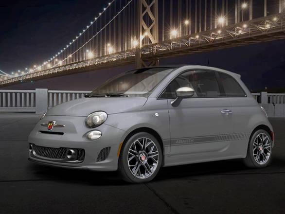 Fiat Porta A Detroit Le Nuove 500 Abarth Tenebra E Cattiva