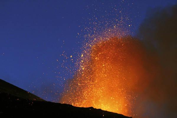 Una veduta dell'Etna