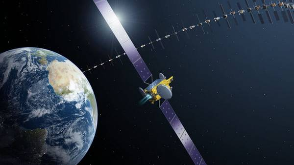 L'Esa punta sui satelliti per telecomunicazioni a propulsione elettrica (fonte: ESA)