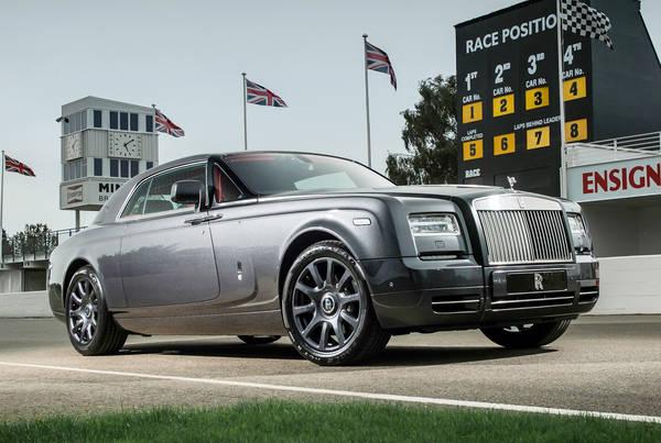 Nasce a Dubai la Rolls Chicane Phantom Coupé