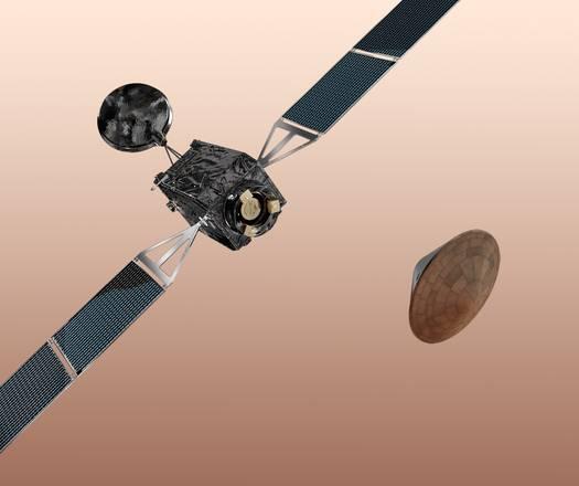 Dedicato a Schiaparelli il modulo di discesa di ExoMars