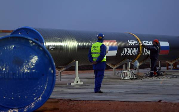 South Stream, Bulgaria goes ahead with gas pipeline project - News