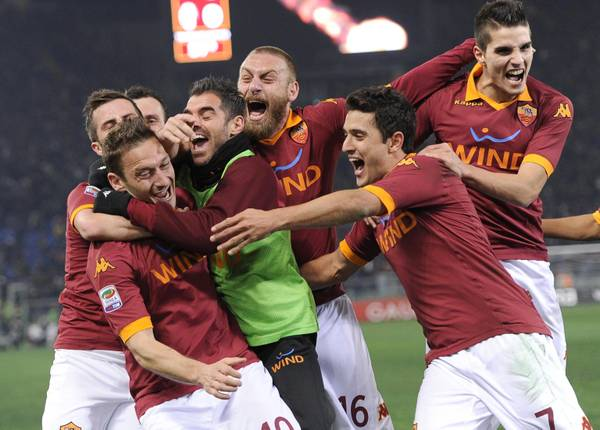 تغطية Serie Roma Juventus 16/2/2013