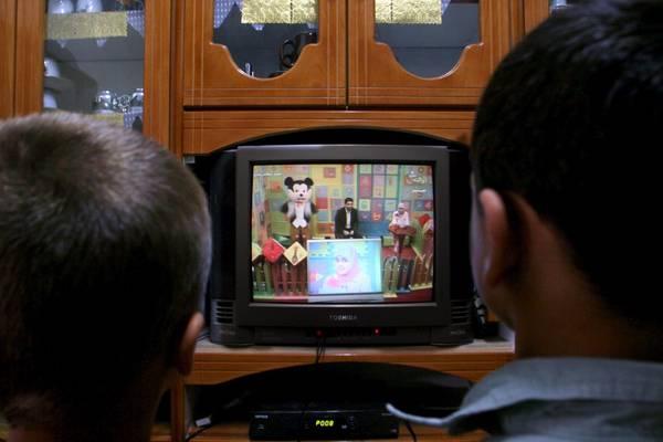 Guardare la tv alimenta aggressivita 39 bimbi for Guardare la tv