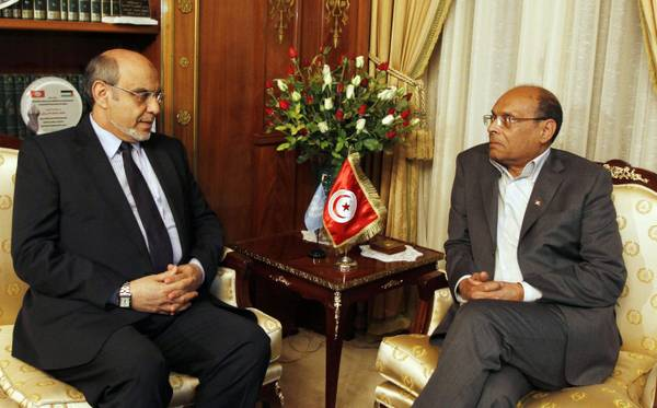 Prime Minister of Tunisia submits his resignation [ARCHIVE MATERIAL 20130219 ]