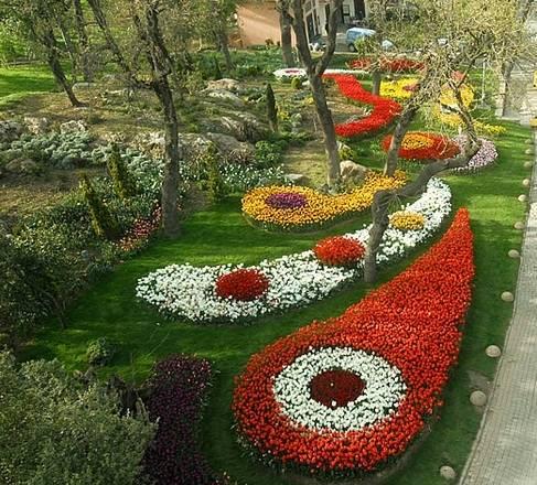 Istanbul, il parco Kucuk Camlica
