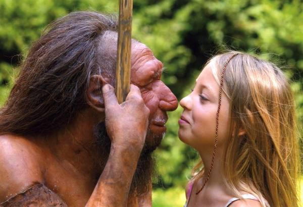 Nel nostro Dna i geni dell'uomo di Neanderthal (fonte: Neanderthal Museum, Mettmann, Germany)
