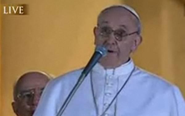 Joge Mario Bergoglio