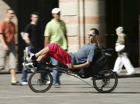 Bicicletta Reclinatacomfort Per Tutti E Meno Rischi Per Lui Stili